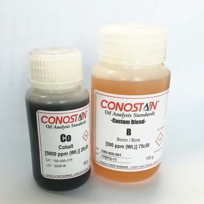 CONOSTAN单元素金属有机标样