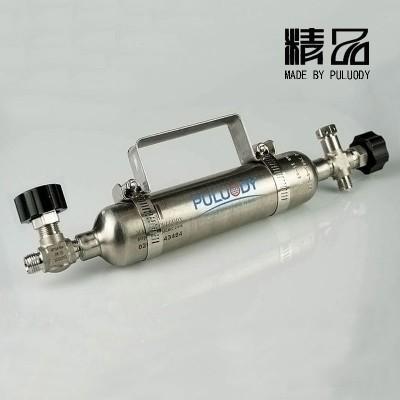 316L一次旋压气体采样钢瓶厂家