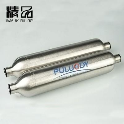 一次旋压成型液氮液氩采样钢瓶